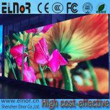 Telas de alta resolução ao ar livre do diodo emissor de luz de P3.91 milímetro HD para o vídeo