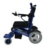 小さい折るサイズの移動性の車椅子