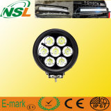 70W 12V 24V DEL Work Light, Round DEL Working Light, CREE DEL Working Light