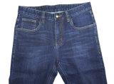 De populaire Jeans van het Denim van het Modieuze Ontwerp Slanke Geschikte (TA16513)