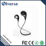 O OEM dos produtos da patente aceita o ruído V4.1 que cancela o fone de ouvido sem fio de Sweatproot Bluetooth do esporte
