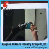 het Donkere Grijze Weerspiegelende Glas van 4mm6mm/Zwart Glas Reflcetive