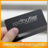 Изготовленный на заказ печатание визитной карточки бумаги формы