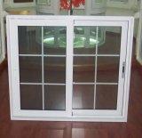Europäisches Style Aluminum Sliding Window mit Grill