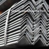 Barra di angolo dell'acciaio inossidabile (en 1.431, EN1.4305, EN1.4301, EN1.4306)