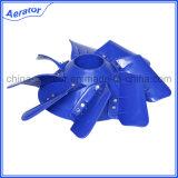 Impeledor plástico de los PP de diversa forma en el aerador de la rueda de paletas