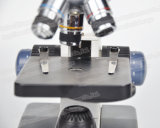 FM-116fb Monocular biologisches Mikroskop 100X-400X für Ausbildung