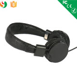 Best Quality Cutom Design Headset Over Ear Wired Wholesale Headphone