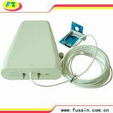 aumentador de presión móvil dual celular 3G de la señal del aumentador de presión 850/1900MHz G/M de la señal del teléfono celular del aumento del repetidor 55dB de la venda
