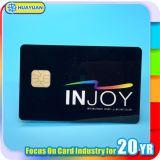 주문을 받아서 만들어진 SLE5542 수송 지능적인 접촉 지불 PVC IC 카드