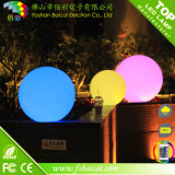 Luz luminosa de la bola del LED