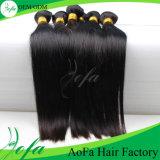Peluca humana india del pelo de Remy del pelo de la Virgen de Guangzhou, China