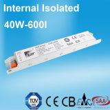 40W 0.6A linienartige LED Stromversorgung aufgebaut im LED-Fahrer