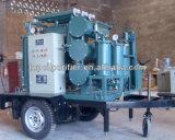 Macchina di ripristino dell'olio del trasformatore utilizzata fabbricazione professionale (ZYD-I)