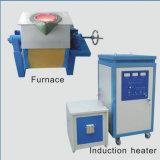 Piccolo forno di fusione del riscaldamento di induzione elettromagnetica