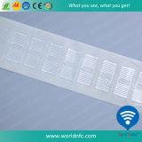 Freqüência ultraelevada Bits 2048 RFID Tag com U-Code Hsl Chip Tag