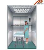 Elevador de la base de Roomless de la máquina con el suelo del PVC