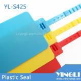 Étiquettes en plastique de joint de grande étiquette dans l'expédition logistique