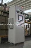 Ligne continue de traitement thermique de fil d'acier avec le profit et la réceptrice