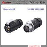 Conector impermeable de la alta calidad para el conector del LED Lighting/M20