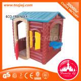 Аттестованная Ce Preschool пластичная игрушка спортивной площадки дома куклы миниая