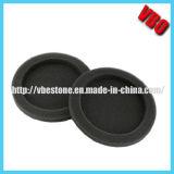 Leatherette ovale Earpad de forme/garniture de mousse/bouche-oreilles pour des écouteurs
