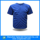 Wholesale Blue High Quality Cheap Price Baseball Jersey clouded