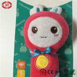 Rabbit Soft Cute Face Bb Rattle Rattle for Baby Toy