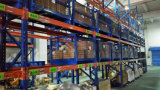 Racking seletivo da pálete do armazenamento do armazém
