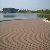 Suelo al aire libre sólido del Decking de WPC (M12)