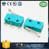 Mini micro interruptor 5A 250VAC/micro manufatura sem fio do interruptor com aprovaçã0 do TUV
