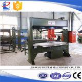 Máquina principal hidráulica de la prensa del corte que viaja