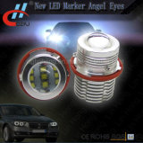El ángel de la lente de E39 45W 9LED Eyes la etiqueta de plástico del LED para BMW E53 X5