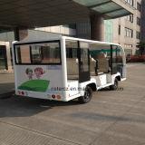 8 automobile elettrica Rsg-108y di turismo di Seater 48V