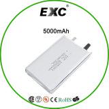 カスタマイズされたHighquality Tablet PC/Laptopのための105283 3.7V 5000mAh Lipo Battery