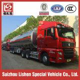 De Semi Aanhangwagen van de Tank van de Brandstof van de Tractor 51000L van Sitruk 540HP van Sinotruk