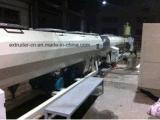 Большая изоляция жары HDPE калибра пускает линию по трубам Lsg-1200 штрангя-прессовани