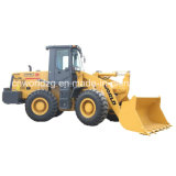 3ton Shovel Loader com Cummins Engine