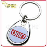 Trolley reso personale Coin Key Chain per Shopping Trolley Cart