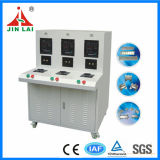 溶接の同軸ディバイダーのふた(JL)のためのIGBTの誘導加熱ろう付け機械
