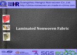 PP laminados Spunbond Nonwoven Fabric com Colour Film (no. A16Y003)