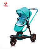 En1888 redondos de múltiples funciones de la mejora tres del coche de bebé estable
