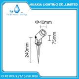 Lumière de syndicat de prix ferme de jardin de la CE DEL (HX-HFL40-1WS/3WS)