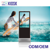 LED que hace publicidad de la visualización de la pantalla táctil de la señalización de Digitaces