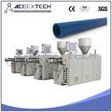 PET Plastikwasserversorgung/Entwässerung-Rohr-Verdrängung-Maschine