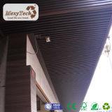venda por atacado interna do teto do PVC da decoração do material composto de 40*45 milímetro WPC