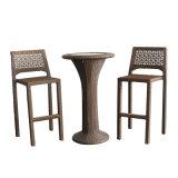 [غنغدونغ] قضيب ثبت طاولة مع [بروون] [ويكر]
