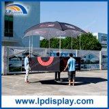Entfernbares Hexagon-Abdeckung-Messeen-Zelt für Förderungen