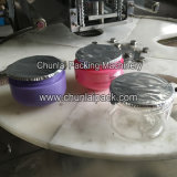 Máquina cosmética automática da selagem do frasco