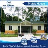 Тип дешевая Prefab дом виллы в сельской местности